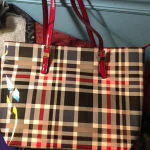 Handbags - NWT Beautiful multicolor tote
